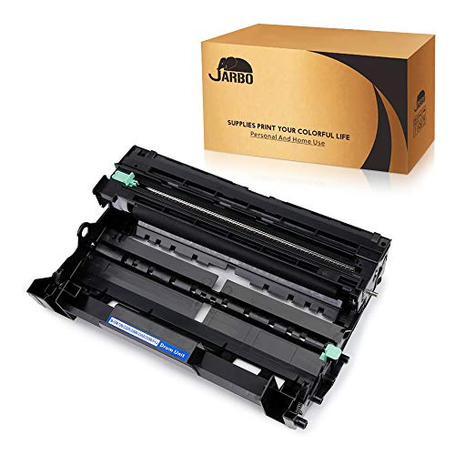 JARBO Compatible Brother DR720 DR-720 Drum Unit, 1 Pack, Use with Brother HL-5450DN HL-5470DW HL-6180DW MFC-8710DW MFC-8910DW MFC-8950DW DCP-8110DN Printer