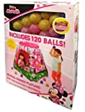 jaks Minnie Mouse Ball Pit Playland with 120 Balls