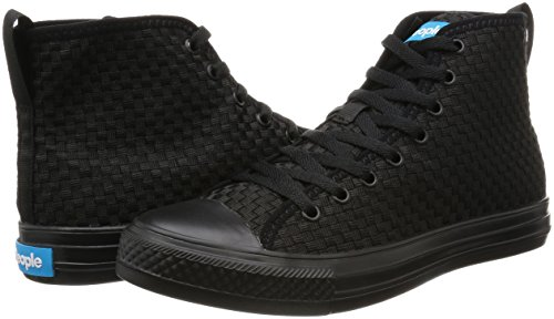 The High Uomo Footwear Really People Phillips High Black XCqtXEw