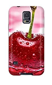 Bareetttt PHTNOSH3139KnQOv Protective Case For Galaxy S5(food Fruit)