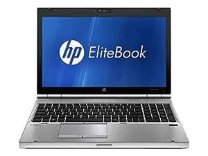 HP LG731ET EliteBook 8560p Notebook PC, 2600 MHz, Intel Core i5, i5-2540M, 5 GT/s, 3 MB, Intel QM67 Express (Teclado francés AZERTY) [importado de Francia]