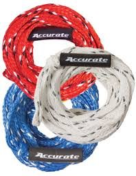Accurate 4K 60 Ft Multi-Rider Tube Rope