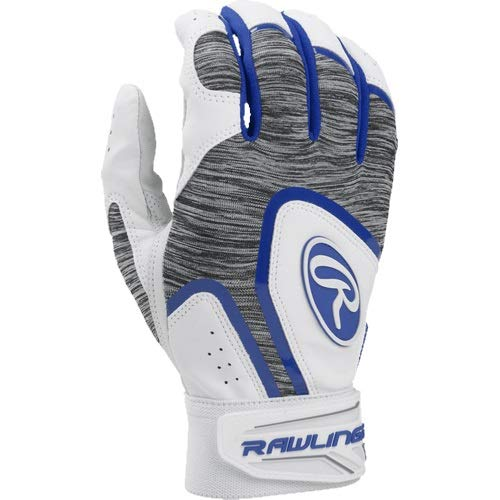 Rawlings 5150WBG-R-89 Rawlngs 5150 Batting Gloves, Royal by Rawlings