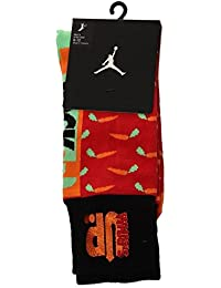 Nike JORDAN WHATS UP JOCK CREW Orange/Red 658502-657