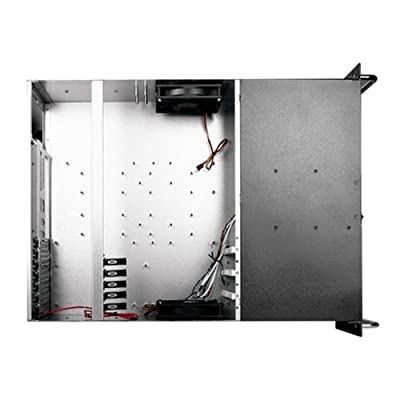 iStar D Storm D-410 4U Rackmount Server Chassis (Black)