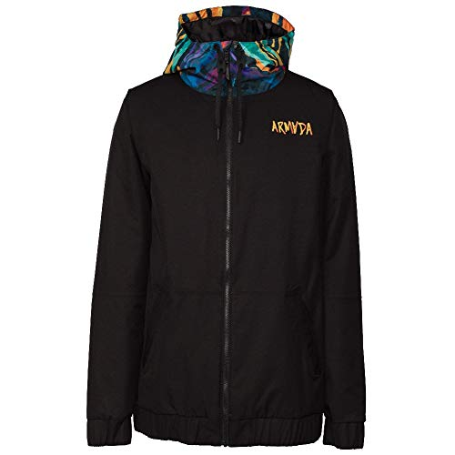 Armada Baxter Mens Insulated Ski Jacket - Medium/Black