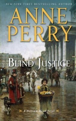 BY Perry, Anne ( Author ) [{ Blind Justice (William Monk Novel) - Large Print By Perry, Anne ( Author ) Sep - 04- 2013 ( Hardcover ) } ]