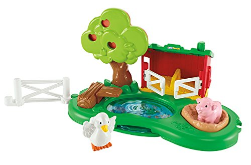 fisher price barn toy - 9