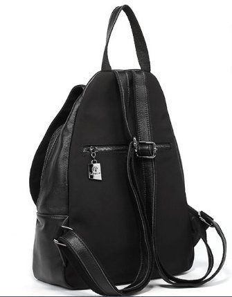 DACHUI Personality of embroidery A low leather ladies backpack Backpack