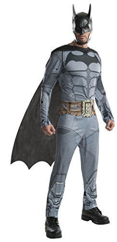 Rubie's Men's DC Batman Arkham City Costume, Medium, CHEST 38 - 40