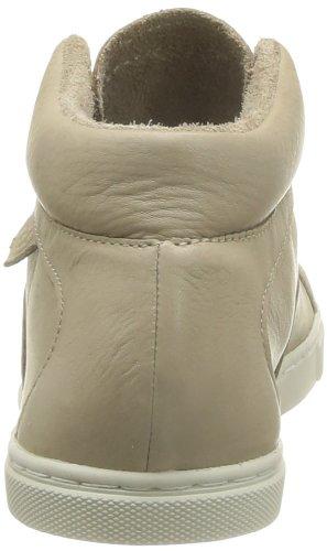 Palson Marmo Cuero Beige Zapatillas Mujer Para Deporte De 883 7qpA7r