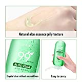 CSSD Aloe Vera Gel | Organic Aloe Vera Soothing Gel DIY Hand Cleaner Gels,Pure Aloe Leaf Gel Hydrating for Face and Body After Sun Care