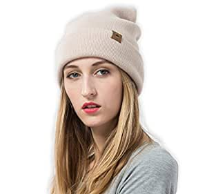 Cuff Beanie Watch Cap by Tough Headwear - Warm, Stretchy & Soft Knit Hats for Men & Women - Serious Beanies for Serious Style (with 6+ Colors)