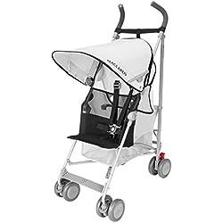 Maclaren Volo Stroller, Silver/ Black