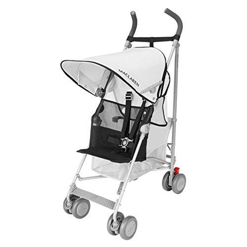 Maclaren Volo Stroller, Silver/ Black by Maclaren