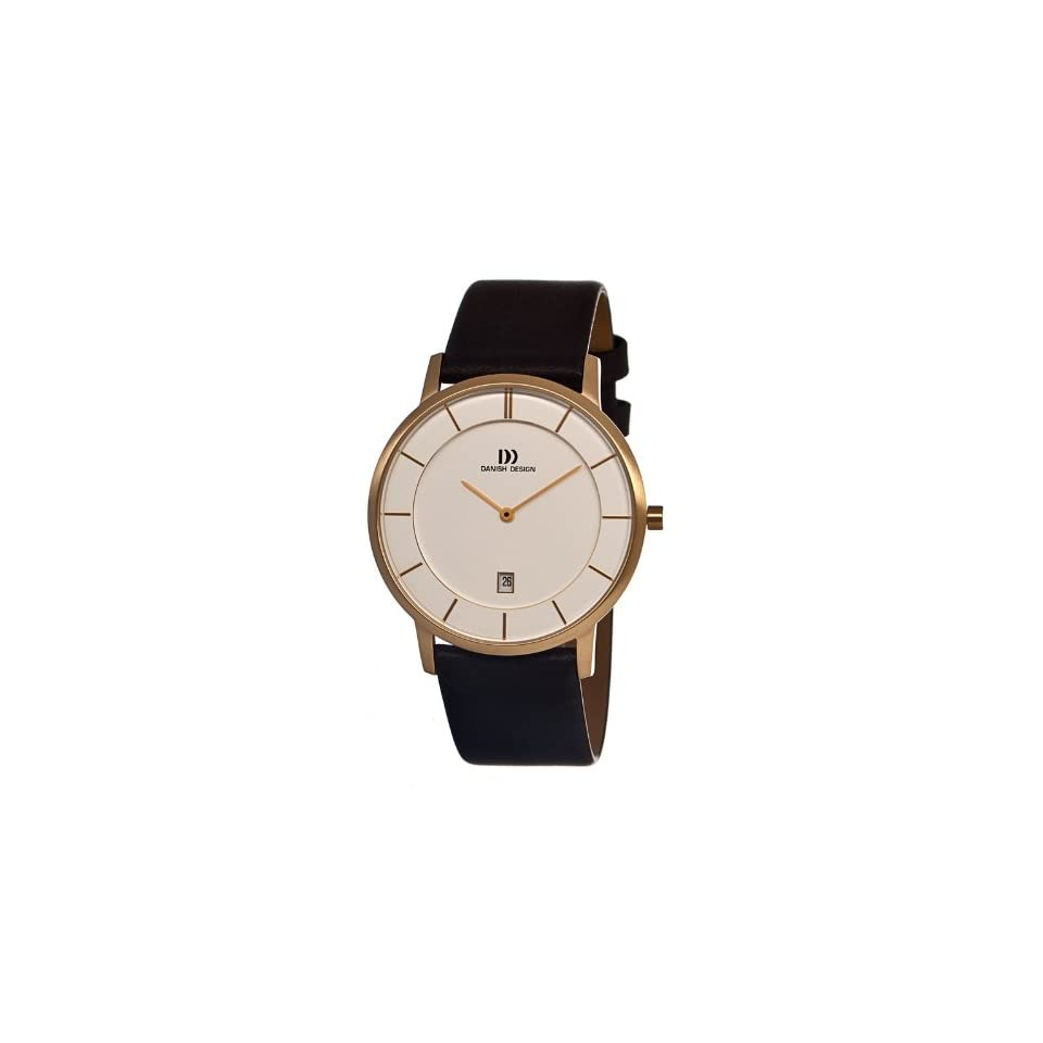 Danish Design Mens Stainless Steel Watch IQ15Q789