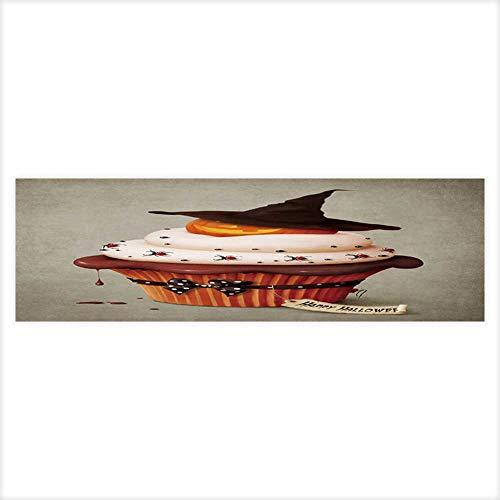 Dragon Aquarium Background Halloween Cake,Holiday Greeting Card. Wallpaper