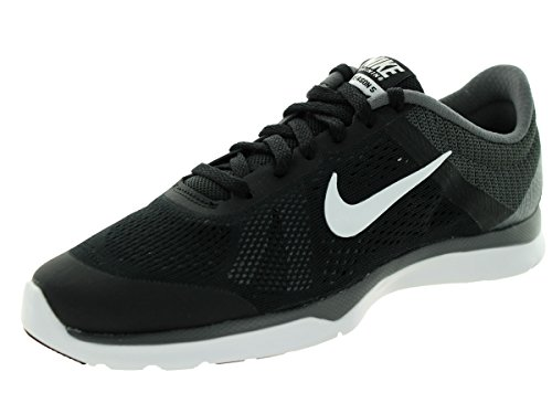 de Mujer Grey Zapatillas Gimnasia In TR Wmns 5 Negro dark para anthrct Black NIKE White Season 6cf0WqYAA