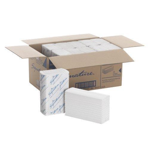 Georgia-Pacific Signature 23000 2-Ply Premium C-Fold Paper Towel, 13.2
