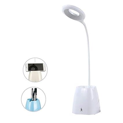 NWLAMP Lámpara de Escritorio LED Que cuida los Ojos, lámpara ...