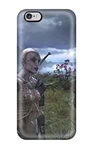 Awesome The Witcher Flip Case With Fashion Design For Iphone 6 Plus
