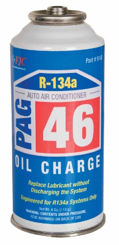 (FJC 9142 PAG Oil Charge - 4 oz.)