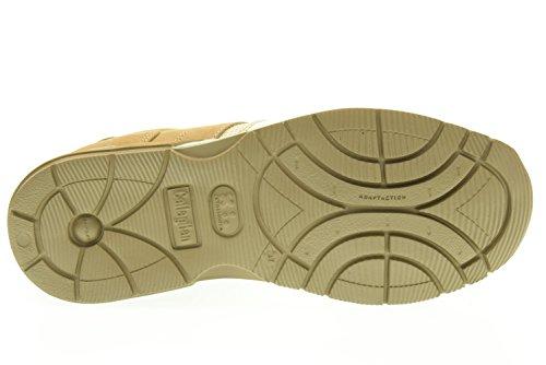oro bajas zapatillas Callaghan mujeres las beige Beige deporte 92100 de Eqzztr