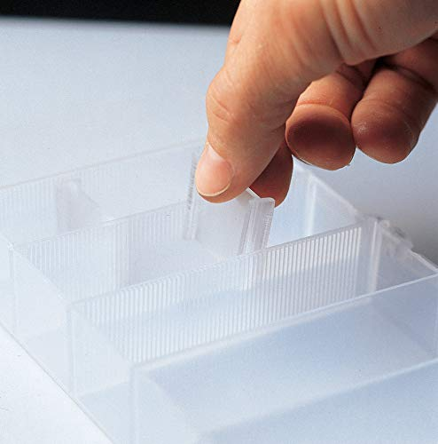 Translucent Clear ArtBin IDS Box with 6-Divider