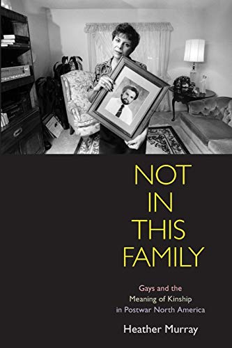 Not in This Family: Gays and the Meaning of Kinship in Postwar North America (Politics and Culture in Modern America)