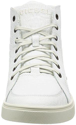 White Diesel Sneaker S Groove Men's Fashion Mid Fashionisto YHY1r0