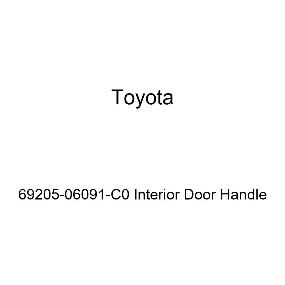 Toyota 69205-06091-C0 Interior Door Handle