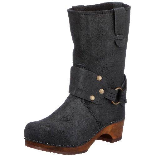 black2 Schwarz Boot Mohawk Boots Sanita Women's 452203 w8YOnqx