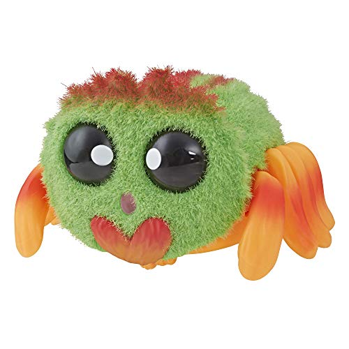 Yellies! Klutzers; Voice-Activated Spider Pet; Ages 5 and up ()