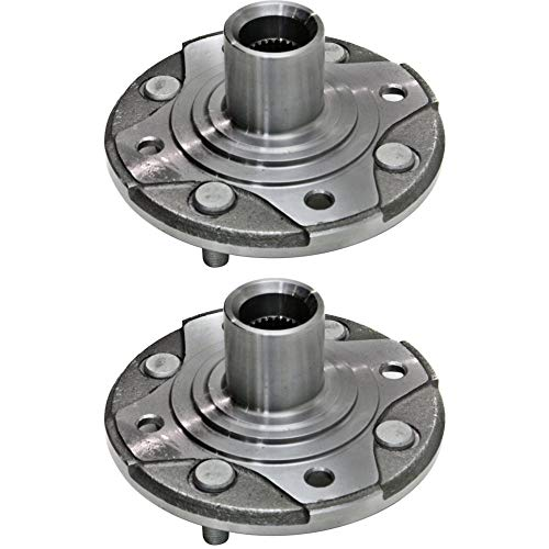Wheel Hub For 90-97 Honda Accord 97 Acura CL Front Left and Right FWD With Lug Bolts 2Pc