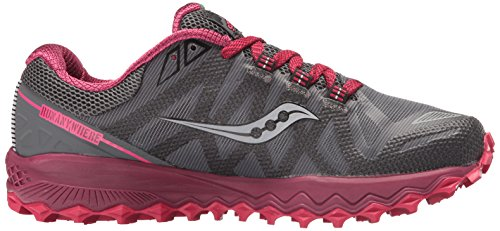 Grey Berry Women's Saucony Shoe Trail 7 Peregrine Running S0vw6Hq