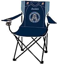 CFL Football Licensed Toronto Argonauts Team Logo Child Folding Chair with Cup Holder