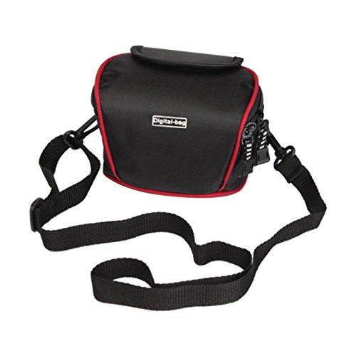 Semoic Compact Dslr Camera Case Bag With Strap For Canon Nikon SONY Panasonic Samsung