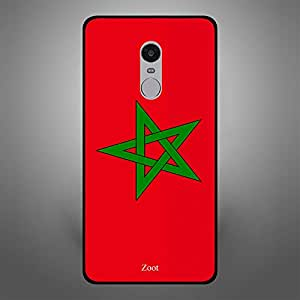 Xiaomi Redmi Note 4 Morocco Flag