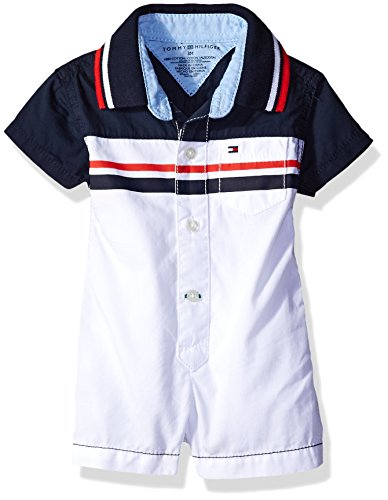 Tommy Hilfiger Baby Boys Romper