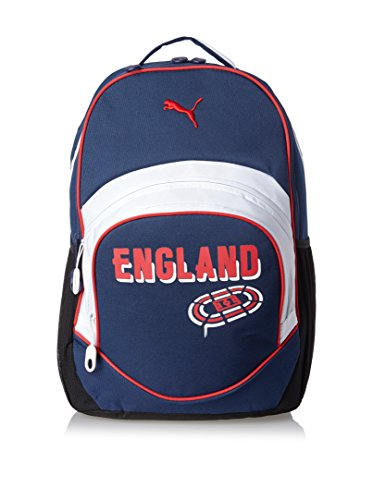 Puma World Cup Ball Backpack, Blue - England
