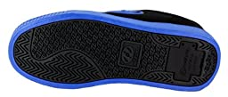 Heelys Straight Up Skate Shoe (Toddler/Little Kid/Big Kid), Black Royal, 8 M US Big Kid