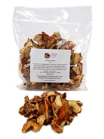 Dried Lobster Mushrooms - 4 Oz Pakcage - Dehydrated Edible Gourmet Mushrooms - Hypomyces Lactifluorum (Freeze Dried Lobster compare prices)