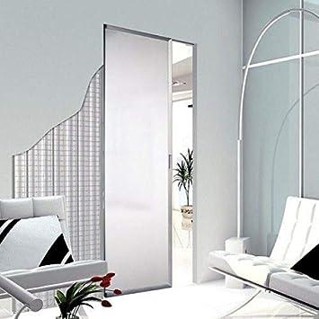 controtelaio Puerta única para puertas correderas yeso grosor 100 mm Essential Scrigno – Dimensiones: 70 x 210 cm: Amazon.es: Bricolaje y herramientas