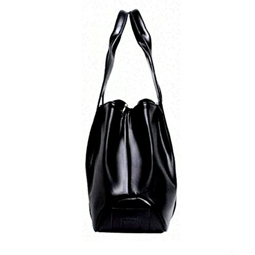 vintage kinds Ms large bag dumpling bag ladies' bag messenger three American 2018 shoulder bags R fashion European red method model handbag PU leather back women's burst and capacity JVPS15 Wine S61PqRnIx