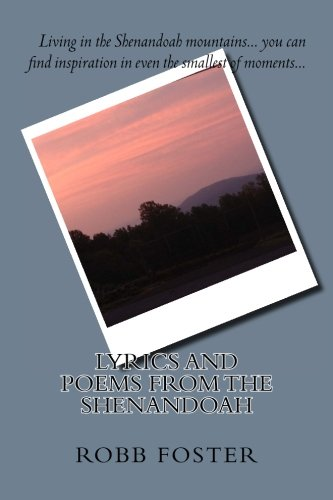 Lyrics and Poems from the Shenandoah