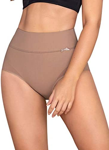 Leonisa slimming excessive waisted compression tummy regulate undies for girls
