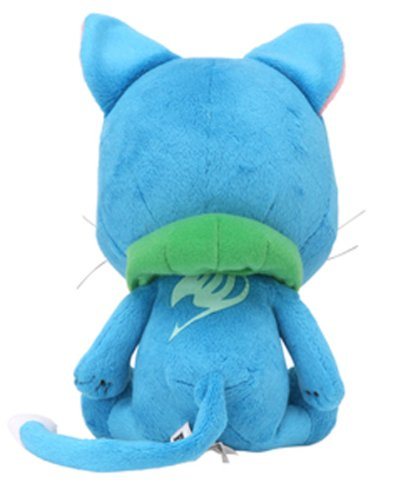 Amazon.com: Fairy Tail Happy Plush 7