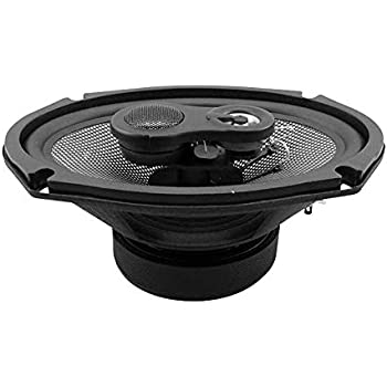 "American Bass SQ3.5 Speaker 3.5/"" 2-Way 80Watts American Bass;Carbon Fiber"