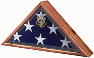 product image for Burial Flag Frame Flag Frame with Hidden Magnetic Closure