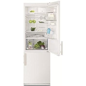Electrolux EN3480AOW Independiente 317L A+ Blanco nevera y congelador - Frigorífico (317 L, SN-T, 44 dB, 10 kg/24h, A+, Blanco): Amazon.es: Hogar